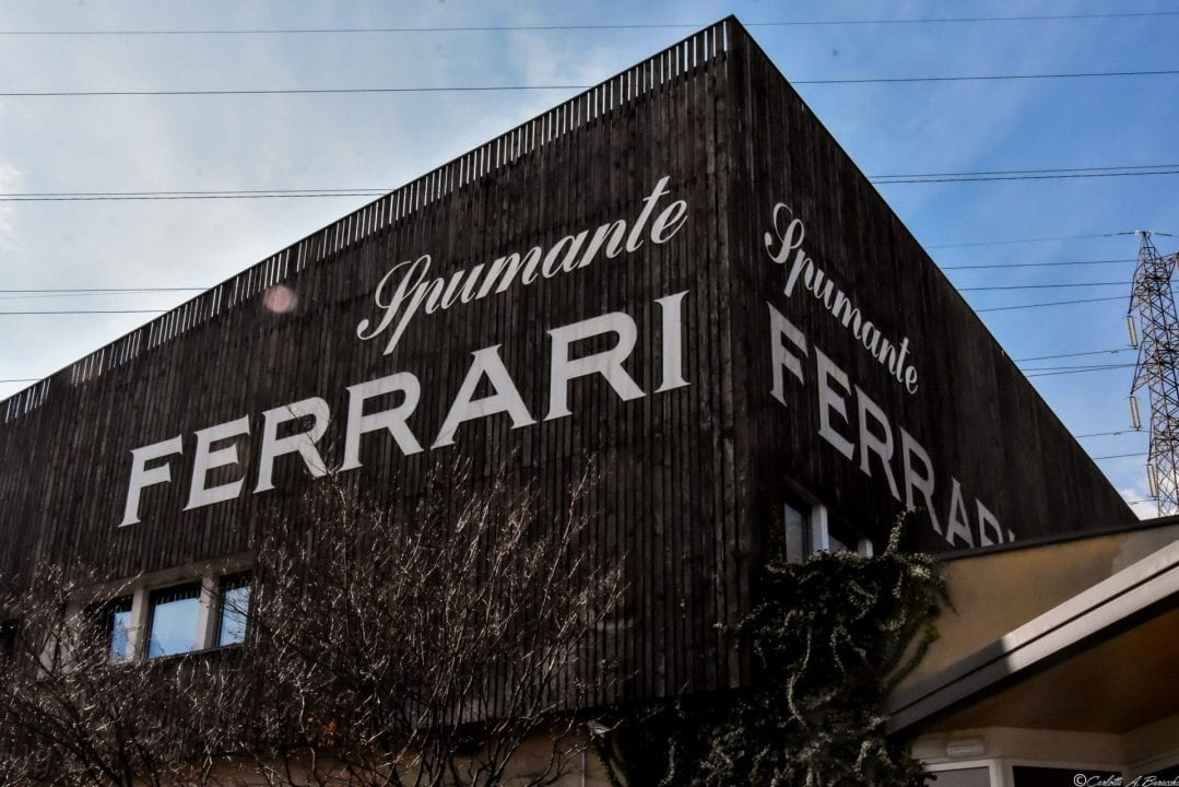 Le Cantine Ferrari a Trento