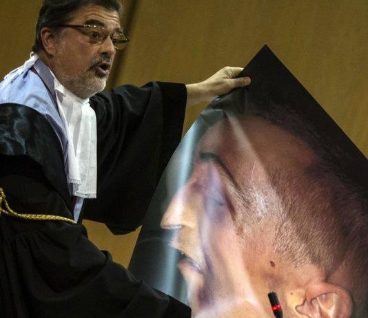 Morte di Stefano Cucchi, un momento processuale