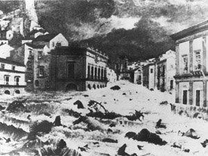 Alluvione di Modica nel 1902