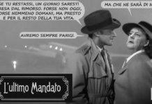 """""""Casablanca""""-L'ultimo mandato"""