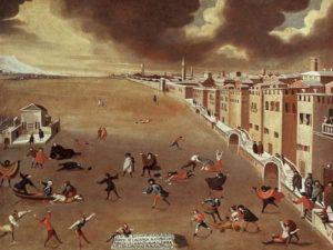 Venezia 1708-1709. La laguna ghiacciata