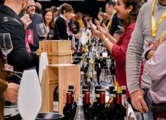 Banchi degustazione vino, Food&Wine in Progress 2018