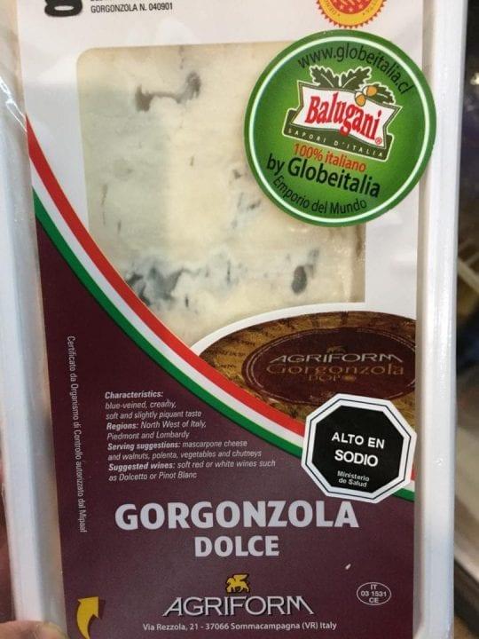 Il 'bollino nero' sul Gorgonzola DOP