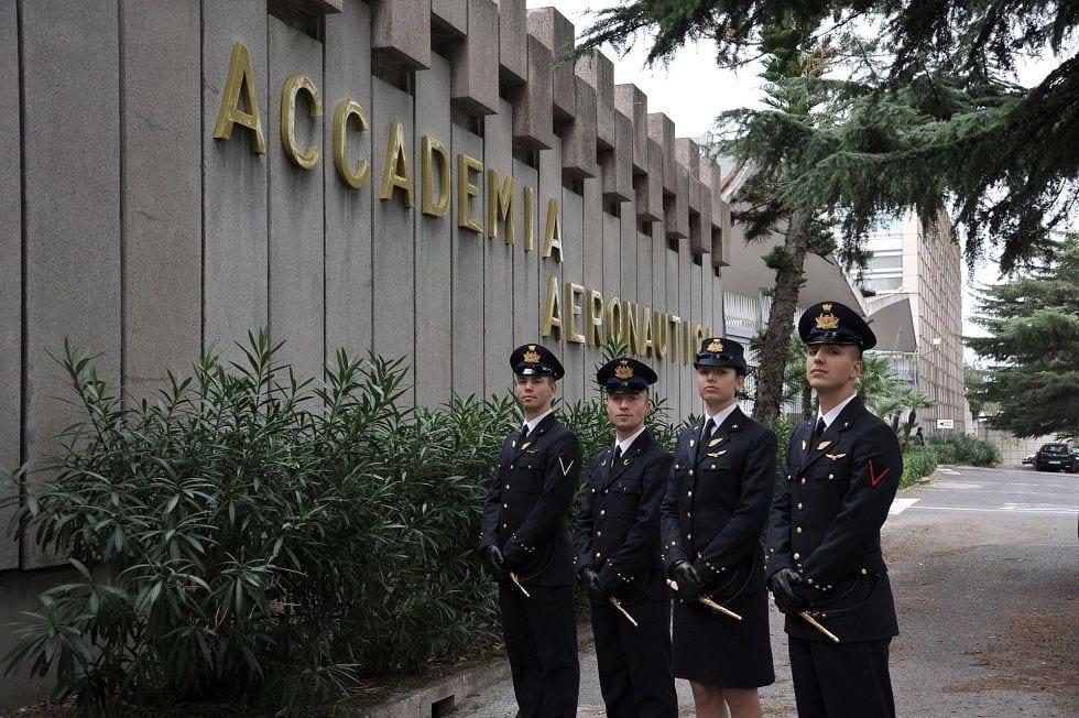 Accademia Aeronautica Open day