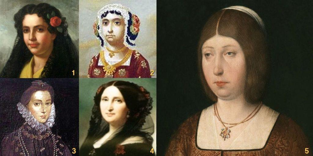 Le donne di Colombo