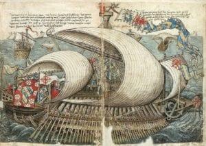Galea grossa veneziana 1486-7