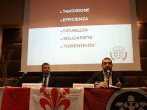 Simone Di Stefano e Saverio Di Giulio