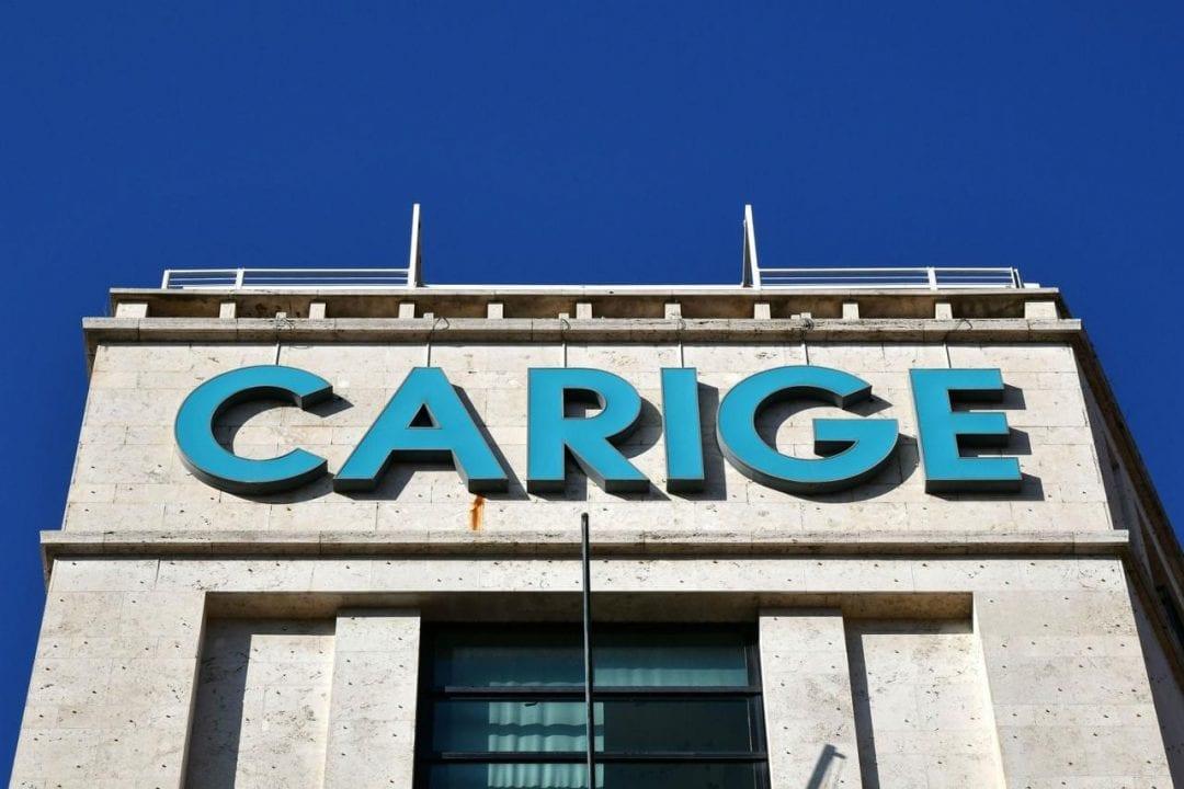 Banca Carige, The Capital Investment Trust scende sotto il 5%
