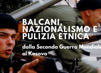 """Conferenza """"Balcani, nazionalismo e pulizia etnica"""", Terni, Giorno del Ricordo 2019"""