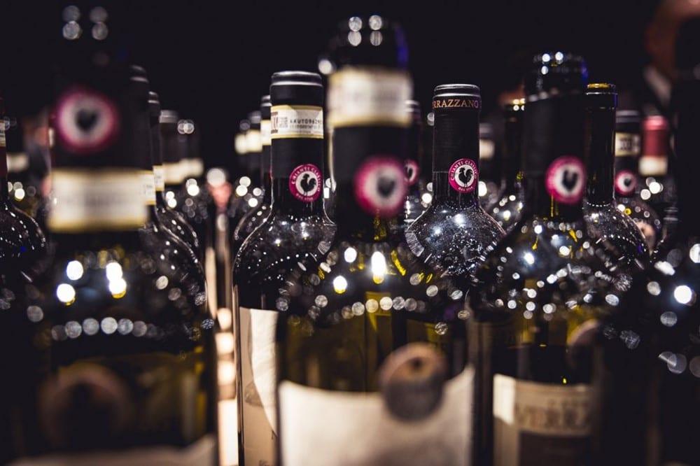 Etichette di Chianti Classico in degustazione a Chianti Classsico Collection - photo: Consorzio Chianti Classico