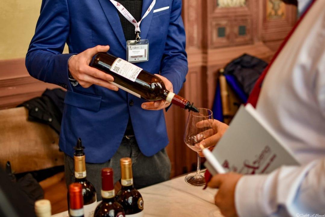 Un momento di Wine&Siena edizione 2019