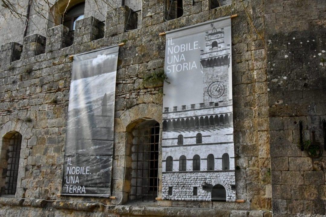 La Fortezza, suggestiva location dove ogni anno si svolge l'Anteprima di Vino Nobile di Montepulciano