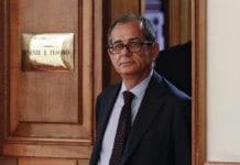 Giovanni Tria, Ministro Economia