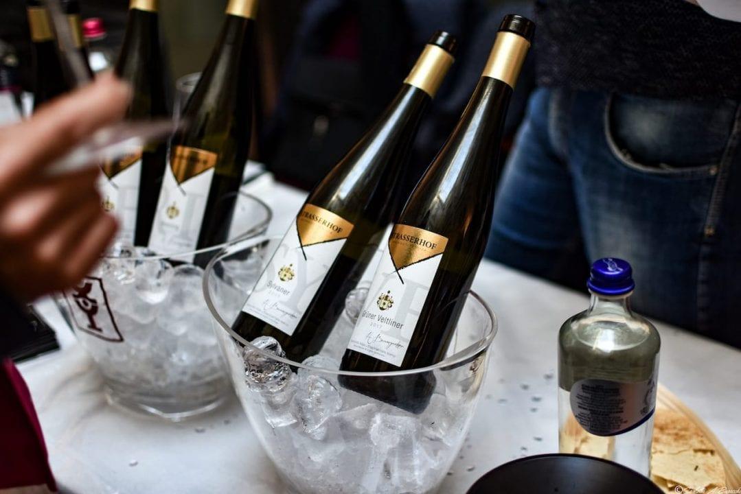 Grandi bianchi del Nord Italia in assaggio nelle sale dell'Hotel Continental per Wine&Siena 2019