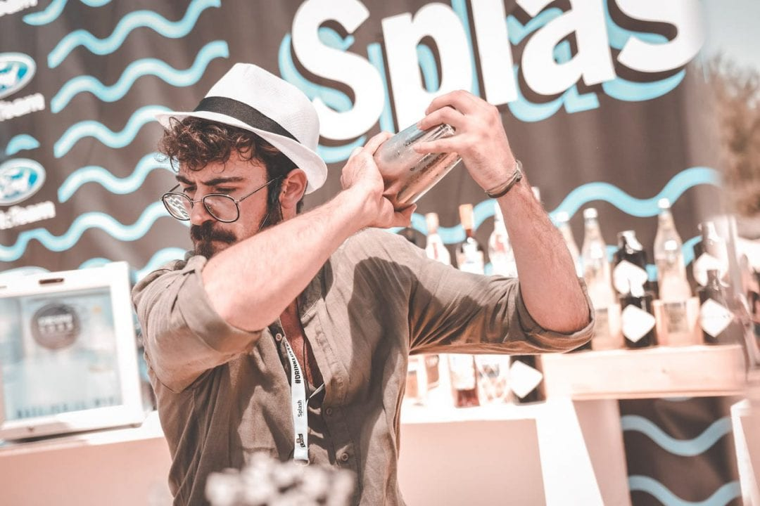 Andrea Salamida, vincitore Coffee & Spirits Challenge - Splash 2018
