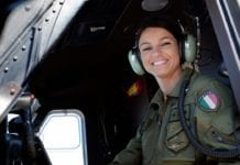 Capitano Carla Brocolini, Aviazione Esercito