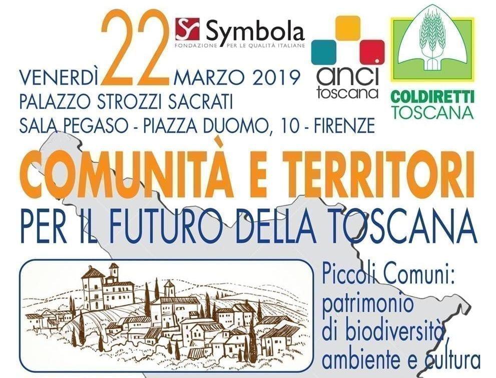 Comunità e Territori per il futuro della Toscana