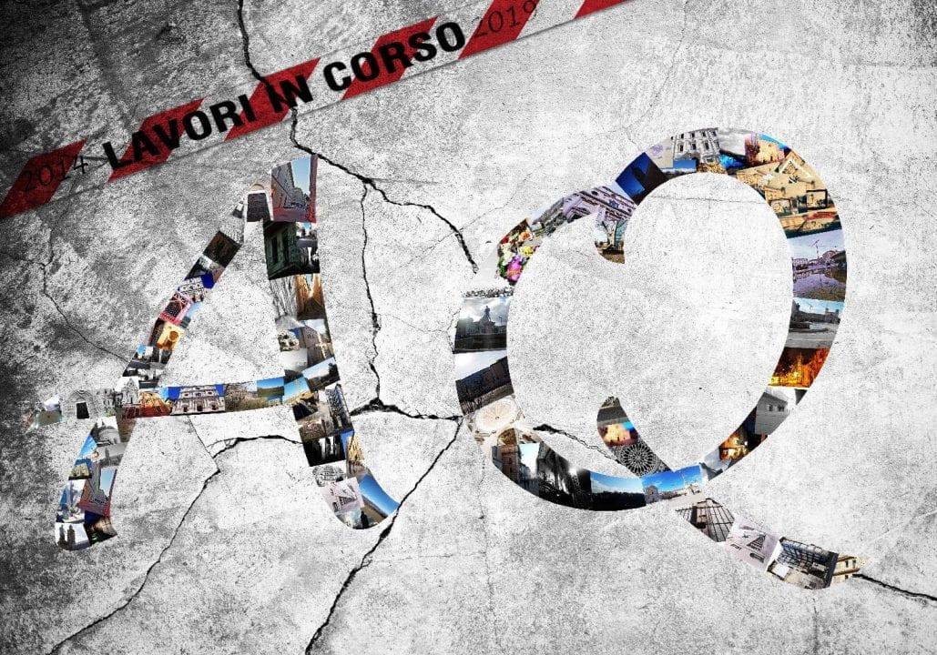 """""""Lavori in corso - Passato. Presente. Futuro."""", la mostra dal 5 al 7 aprile a L'Aquila, nel decennale del sisma"""