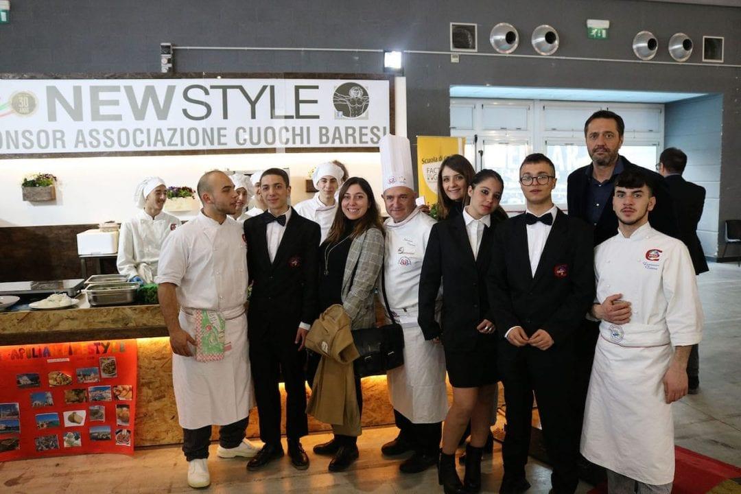 L'Associazione Cuochi Baresi a Levante PROF, edizione 2019
