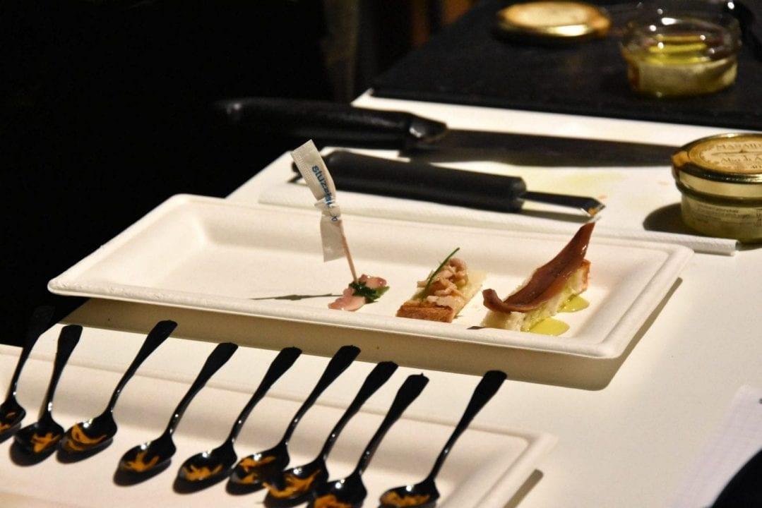 Da Manaide specialità di pesce di Anzio, rispettose della tradizione e del mare