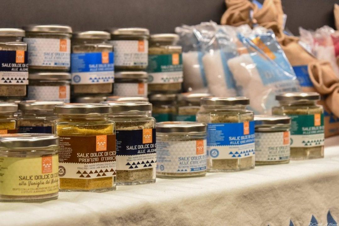 I sali aromatizzati e gli altri prodotti delle saline di Cervia