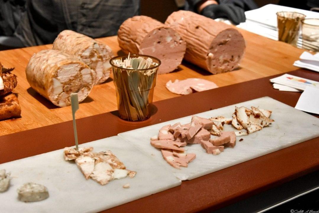 I prodotti di Salumerie di Mare, progetto nato a Livorno