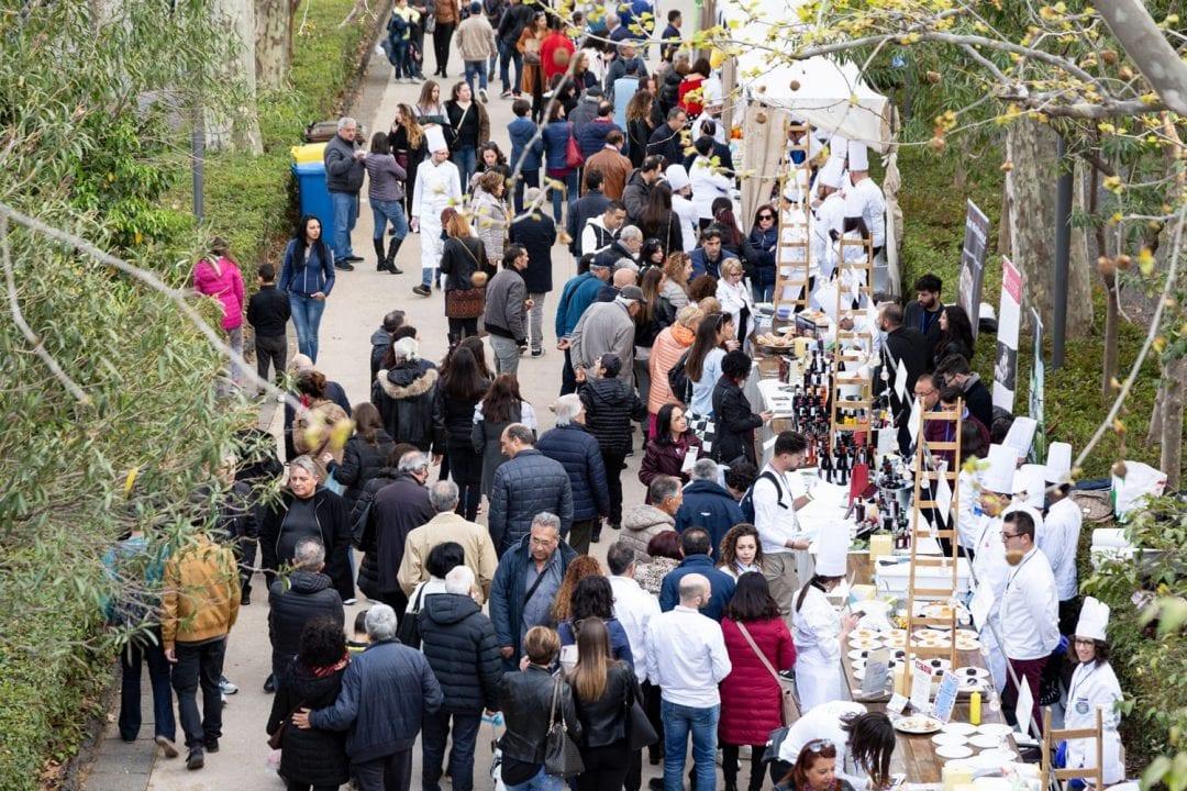 25mila le presenze a Cibo Nostrum, evento nazionale FIC tenutosi a Catania nei giorni scorsi