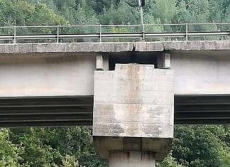 E45, viadotto Puleto