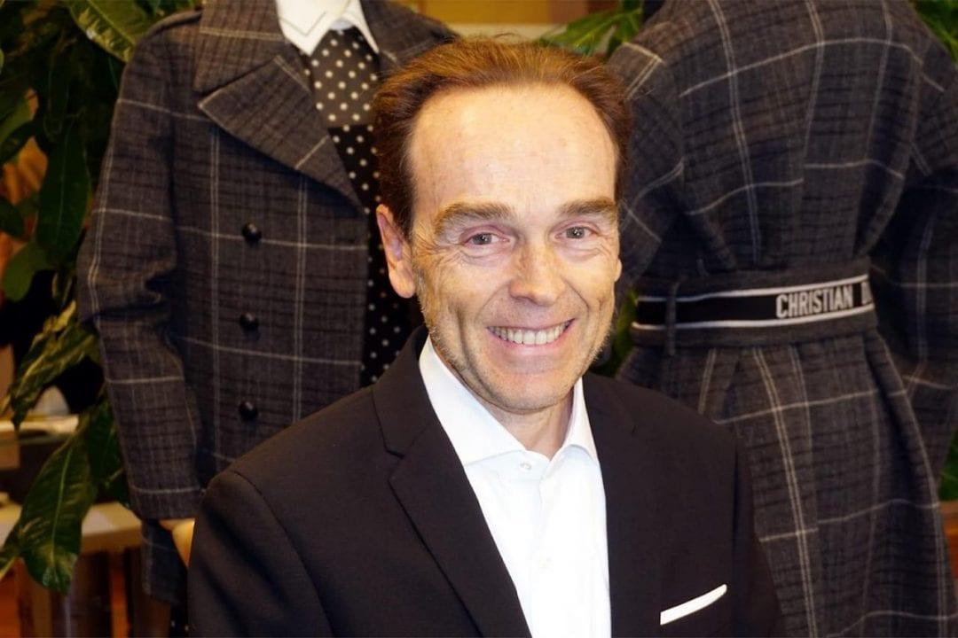 Paolo Mantovani, presidente provinciale Federmoda Confcommercio Arezzo