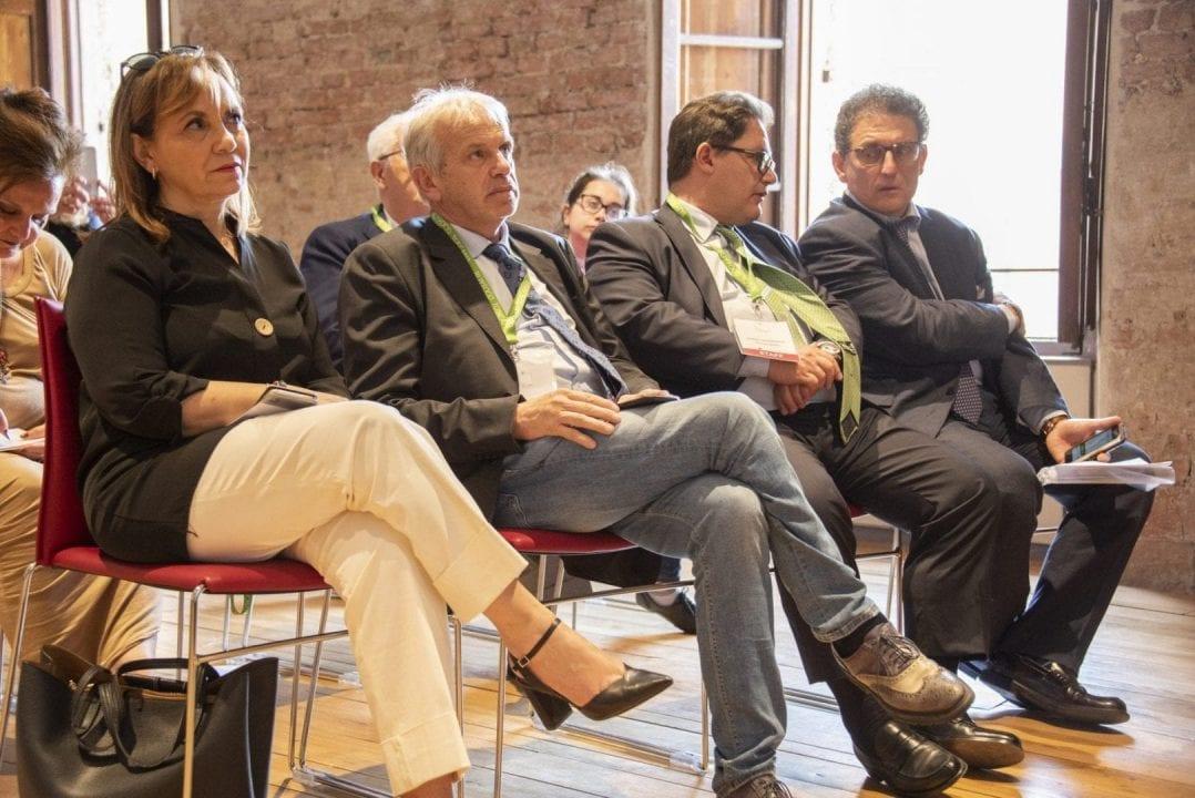 Buyfood Toscana, il pubblico al panel di approfondimento sui prodotti DOP ed IGP