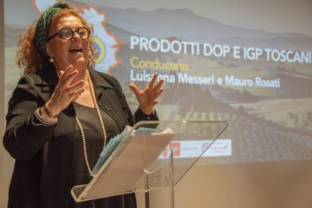 Il talk show condotto daLuisanna Messerie curato da Qualivita
