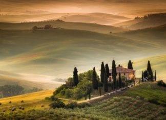 Uno degli angoli di Toscana più amati e frequentati di sempre, la Val d'Orcia