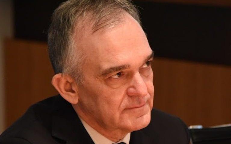 Enrico Rossi, governatore della Regione Toscana