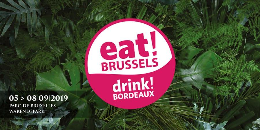 eat ! BRUSSELS, drink! BORDEAUX!