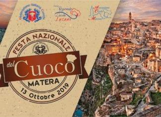 Festa nazionale del Cuoco 2019, Matera
