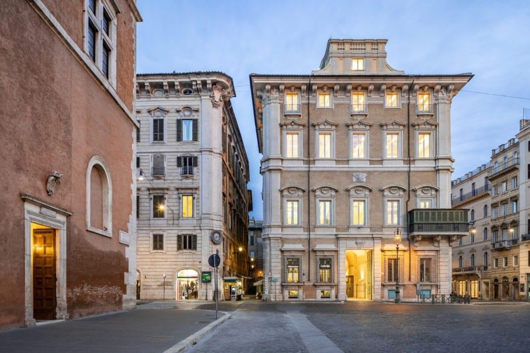 Palazzo Bonaparte, Roma