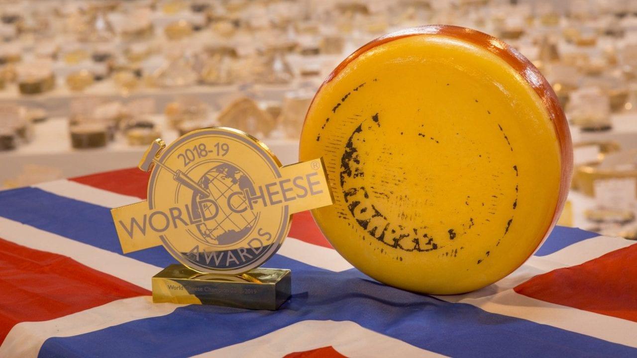 World Cheese Awards 2018, il formaggio vincitore