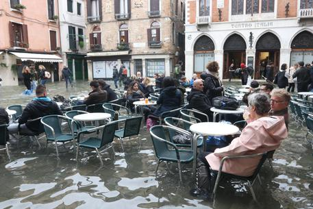 'Venice doesn't have a chance at the moment': Locals struggle to save tourist-heavy city after historic floods. Venice struggle
