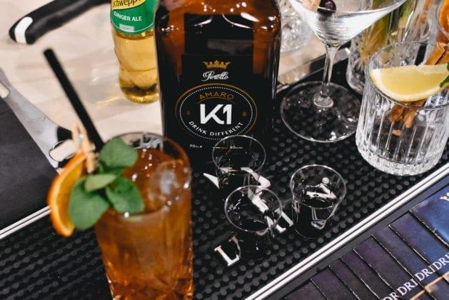 Food&Wine in Progress 2019, Amaro K1 Perollo
