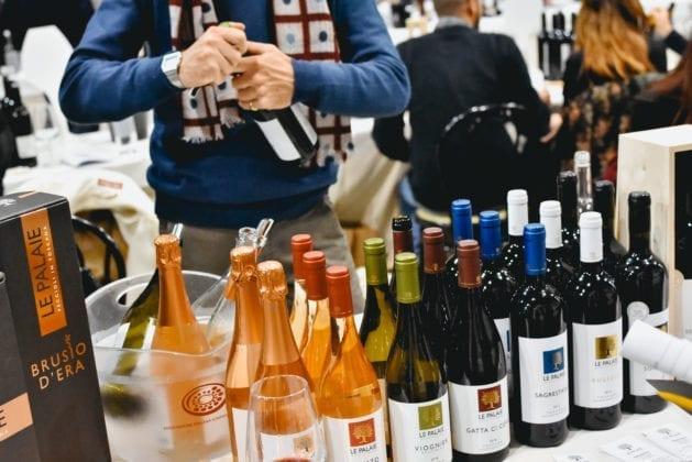 Food&Wine in Progress 2019, Vini Le Palaie