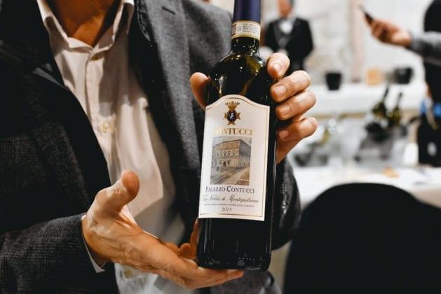 Food&Wine in Progress 2019, Nobile di Montepulciano Contucci