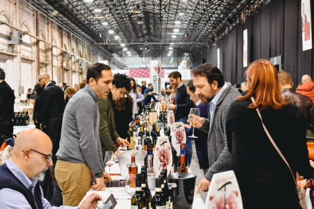 Food&Wine in Progress 2019, Degustazioni Area AIS - Eccellenze di Toscana
