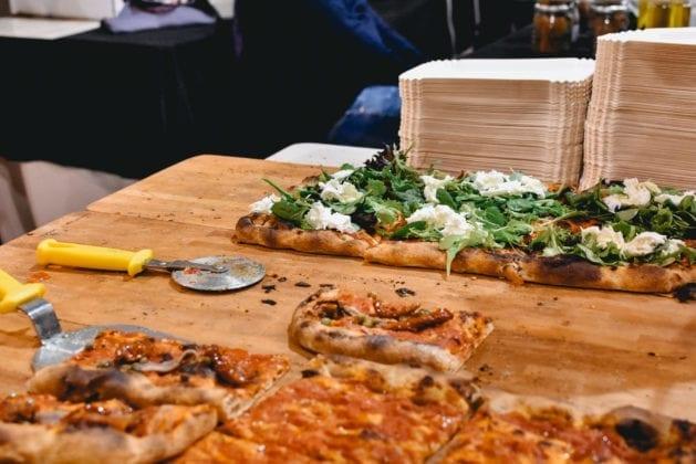 Food&Wine in Progress 2019, Pizza Menchetti