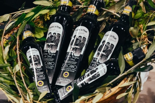 Food&Wine in Progress 2019, Olio EVO Toscano IGP