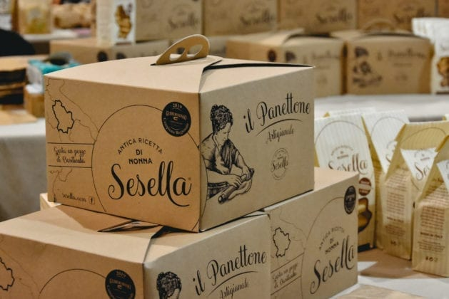 Food&Wine in Progress 2019, Panettone artigianale Sesella
