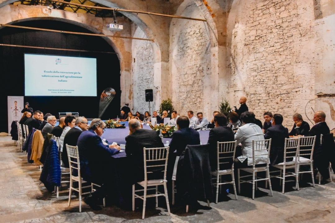 Food&Wine in Progress 2019, Stati generali della Ristorazione