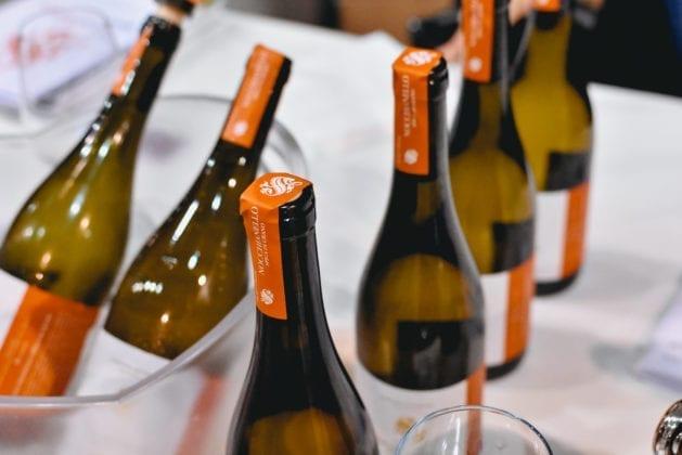 Food&Wine in Progress 2019, i vini bianchi in anfora dell'Azienda Suveraia
