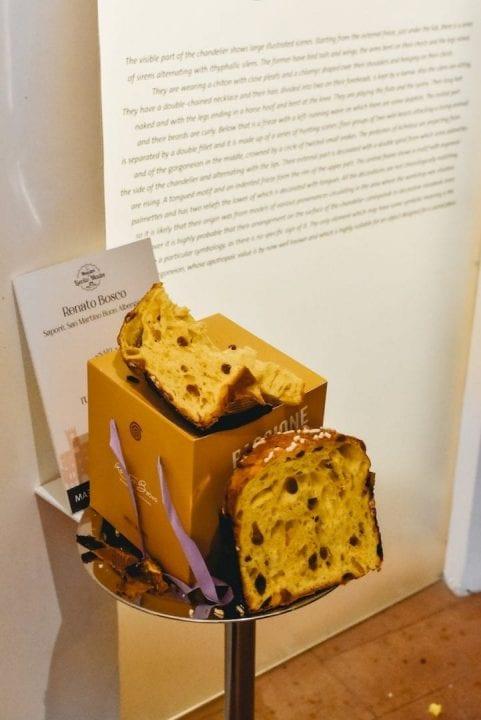 Colazione al Museo 2020, il panettone artigianale di Renato Bosco