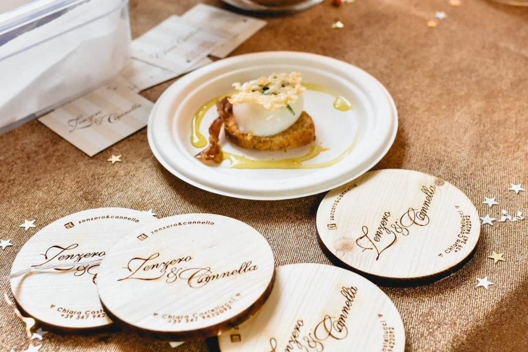Colazione al Museo 2020, l'uovo del Ristorante Zenzero e Cannella