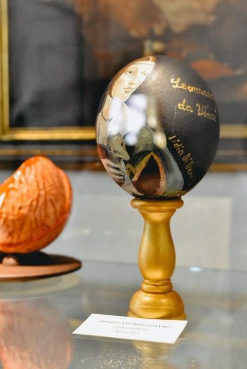 Colazione al Museo 2020, una delle creazioni del Museo dell'Ovo Pinto di Civitella del Lago (Terni)